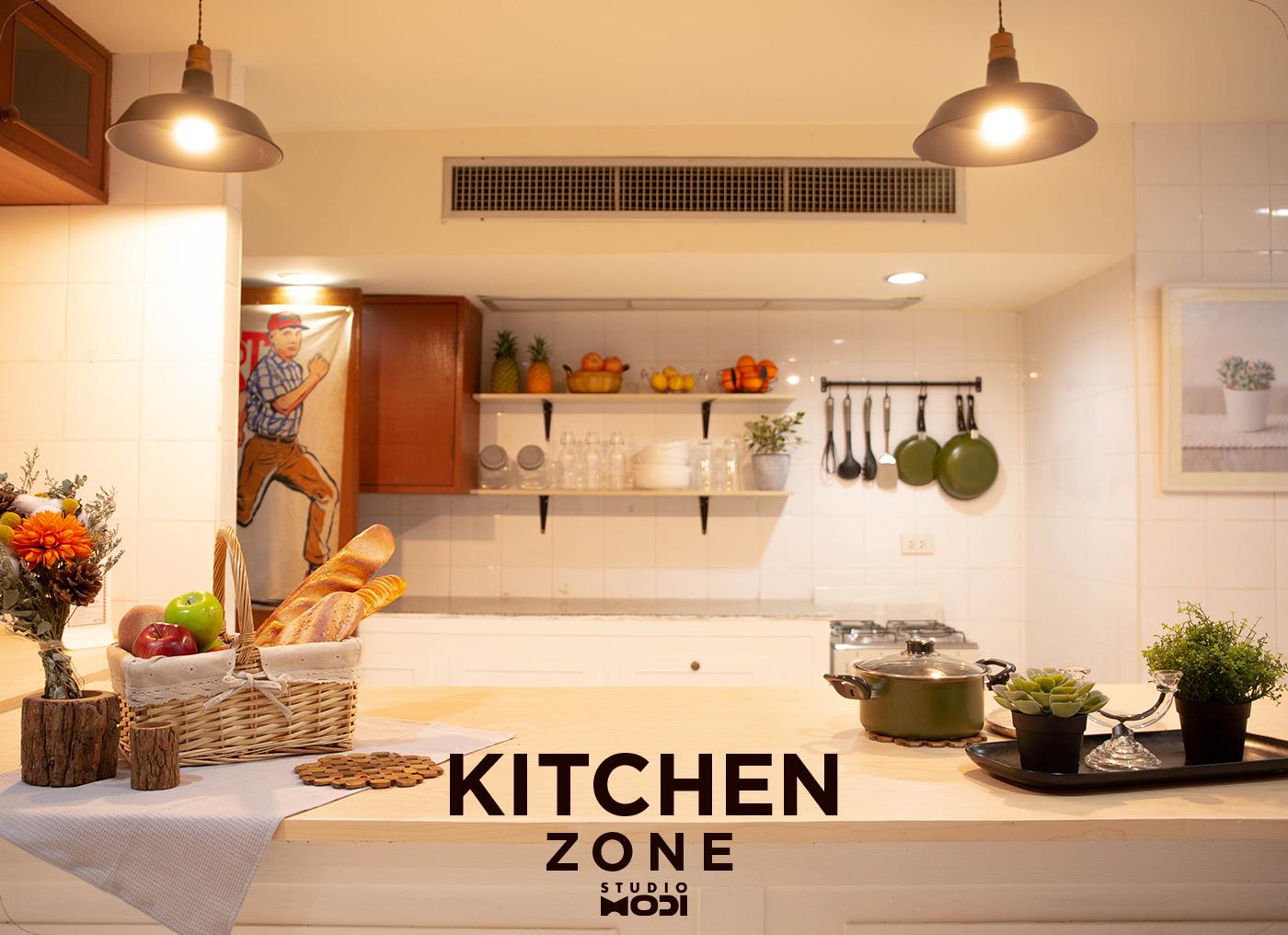 kitchen zone